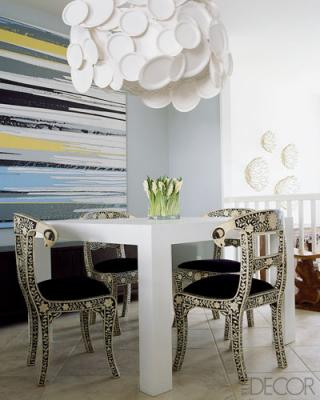 Nathan Thomas, Elle Decor
