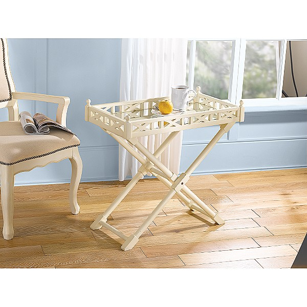 Stupendous Fretwork Tray Table The Mudroom Home Interior And Landscaping Fragforummapetitesourisinfo